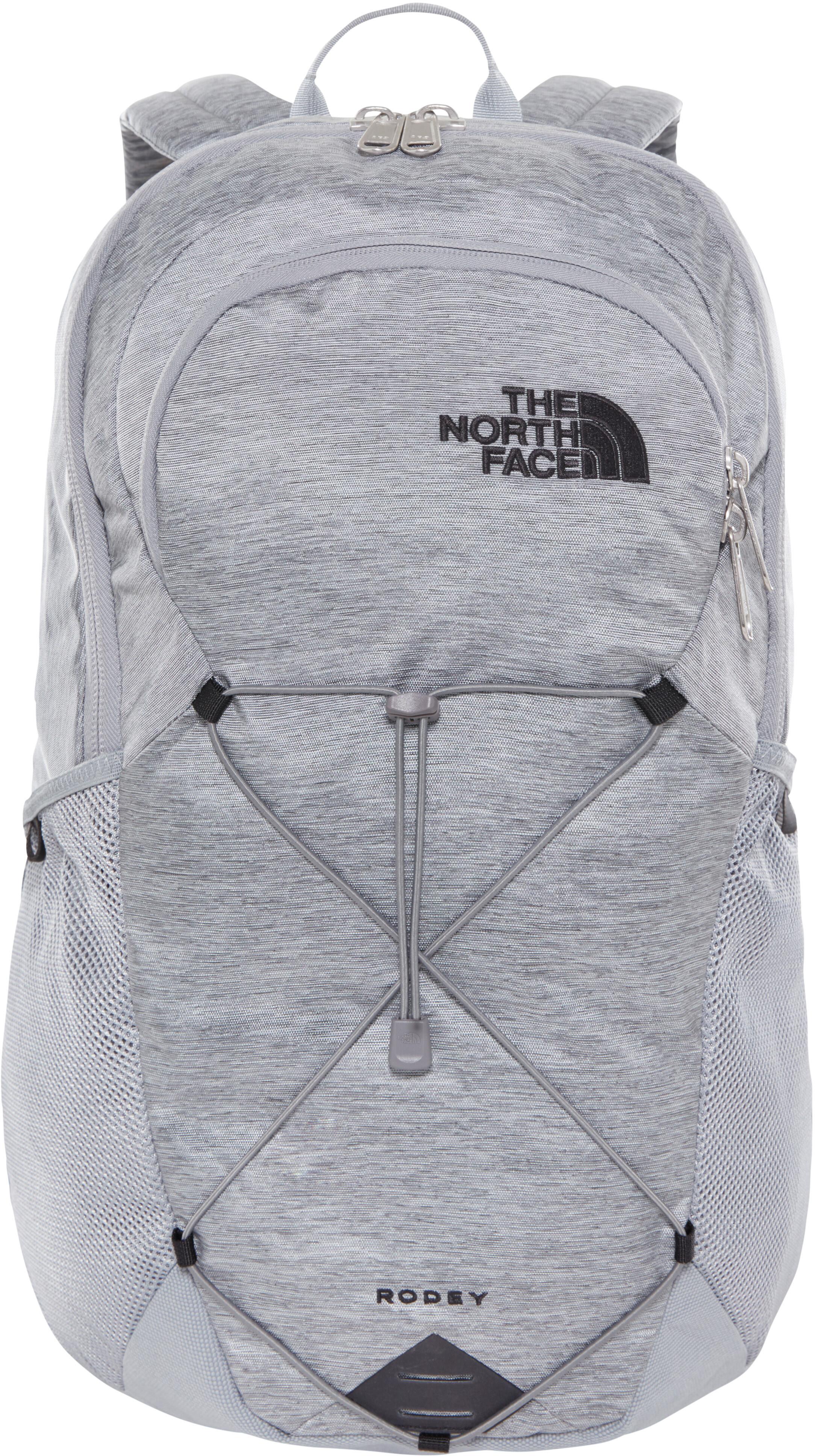 The North Face Rodey Zaino grigio su Bikester 2eeb1f0cae1a